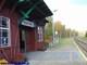 Galeria Stacja PKP jesień
